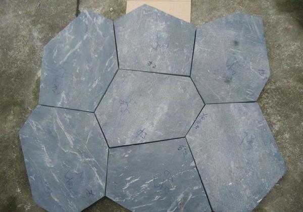 青石板的优缺点,特别是第三条-固强青石板材