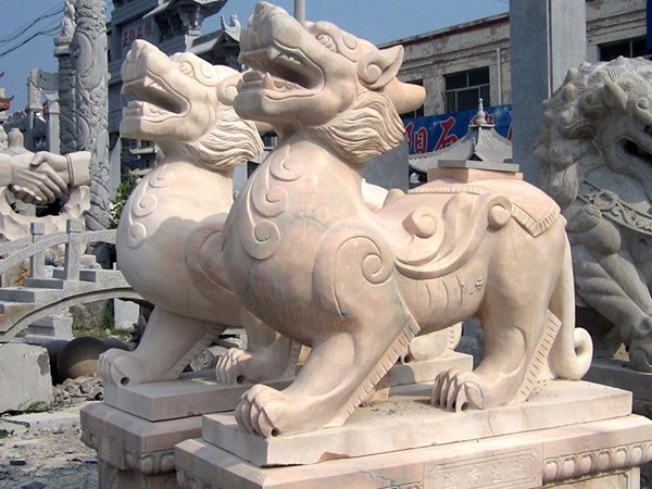 石雕貔貅价格,近十种材质高清图片