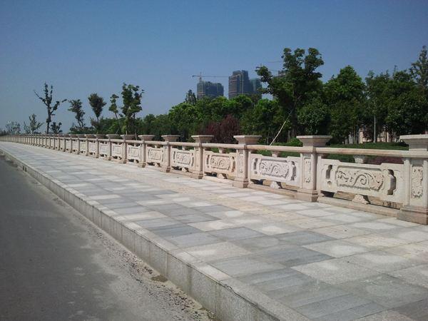 石材栏杆图集大全-固强青石板材
