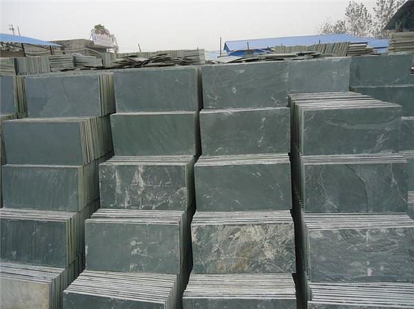 地面青石板铺设工艺-固强石雕厂