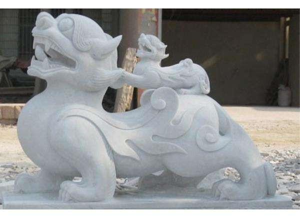 石雕貔貅如何摆放-固强石雕厂