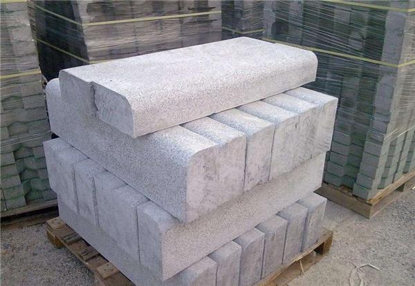 路沿石施工方案-固强青石板材