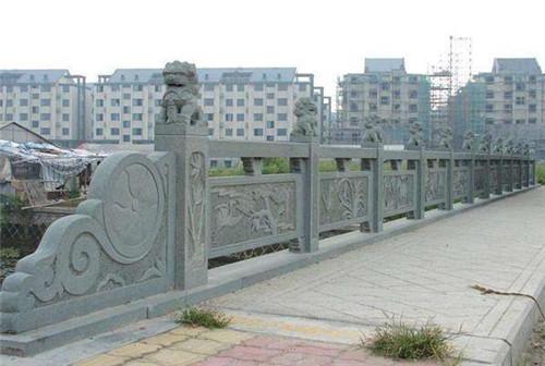 如何选择石栏杆-固强青石板材