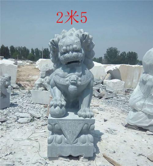 石雕狮子的禁忌-固强青石板材