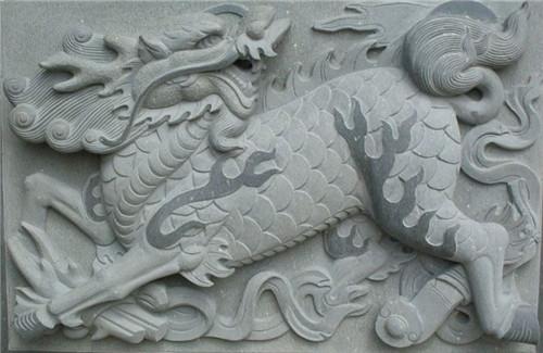 石雕壁画的保养-固强青石板材