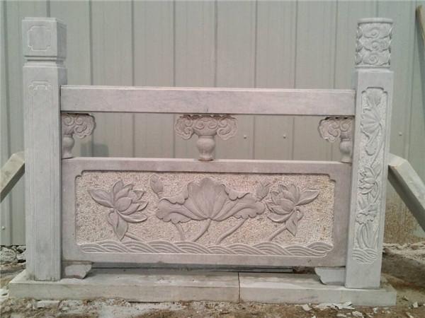 石头栏杆一米多少钱-固强青石板材