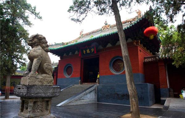 少林寺都有哪些石雕作品