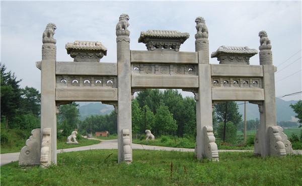 石牌楼的历史地位作用