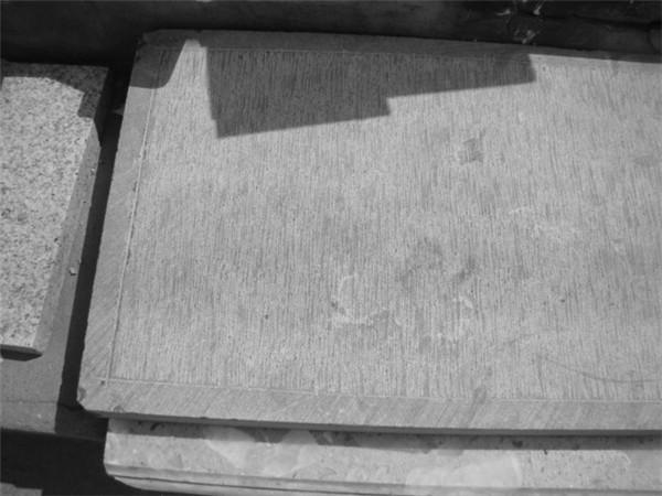 青石板材光泽度的保持方法