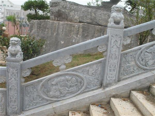 便宜石栏杆多少钱一米-固强青石板材