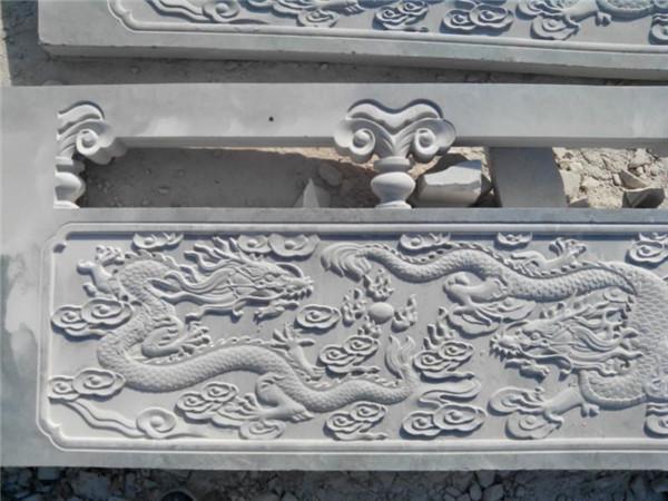石栏板样式图片大全-固强青石板材