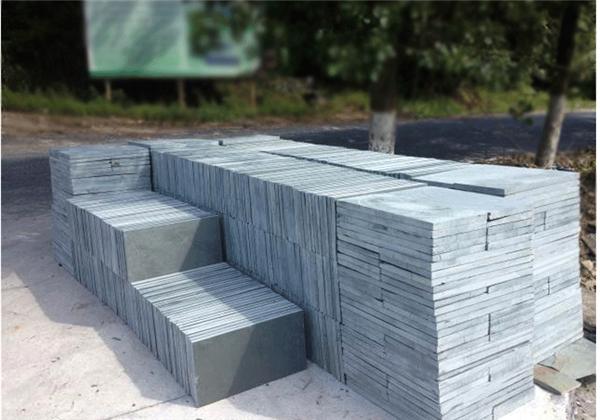 青石板的铺贴方法-固强青石板材