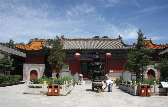 寺庙石雕栏板图片大全-固强青石板