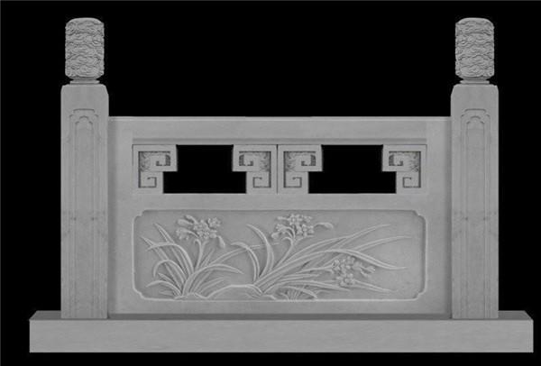 花岗岩栏杆安装质量验收规范-固强青石板材