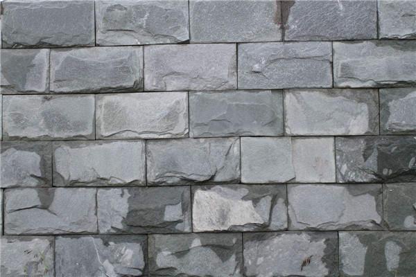 青石板蘑菇石的应用范围-固强青石板材