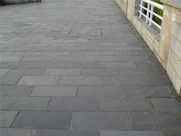 青石板有哪些鋪設類型形式?-固強青石板