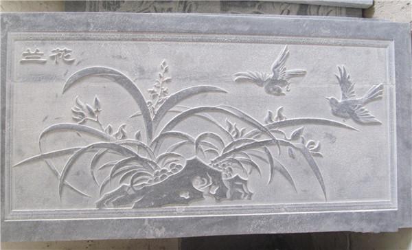 青石板雕刻素材圖片大全-固強青石板