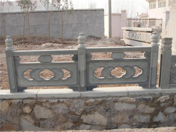 石栏杆价格的计算方法-固强石栏杆