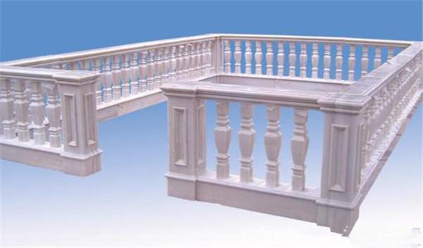 怎么选择合适的大理石栏杆