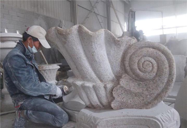 農村石牌坊的制作施工步驟-固強石牌坊