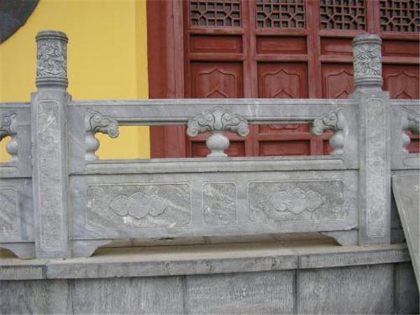怎么防止青石欄桿被風化