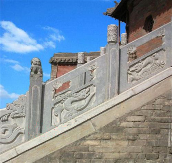 最美寺院石欄桿樣式介紹