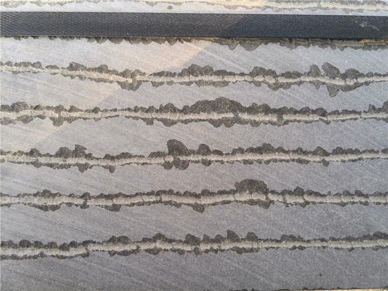 8公分亚光面青石板材