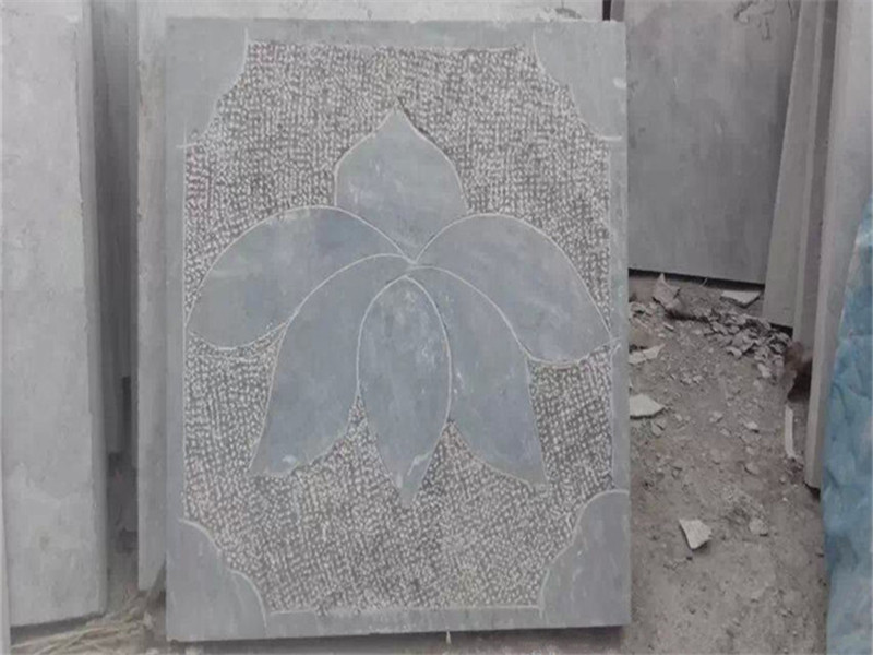 3公分荔枝面花型青石板