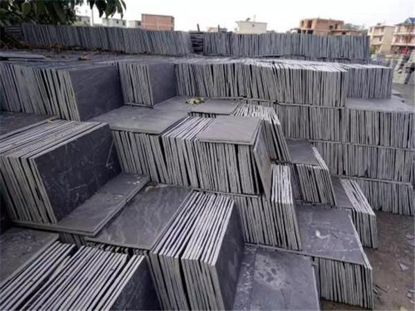 如何減少青石板材的破損率