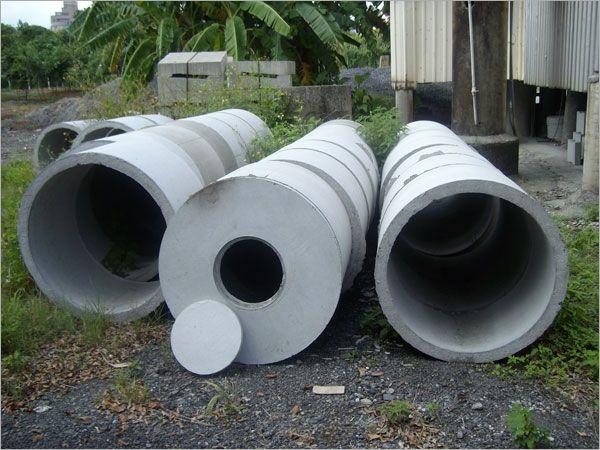 水泥排水管的三种施工方法-通达水泥管