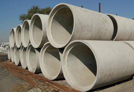 水泥管铺设的注意要点-通达水泥管