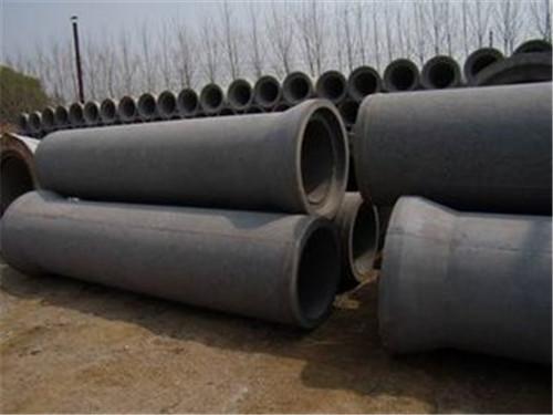 钢筋水泥管施工注意事项