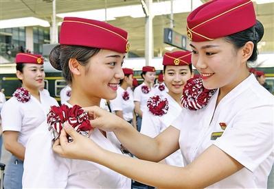四川铁路学校让学生會得到更进一步的实际实力