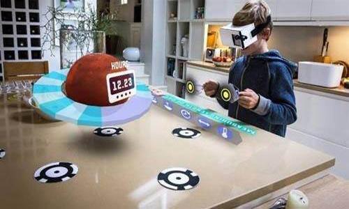 VR和AR