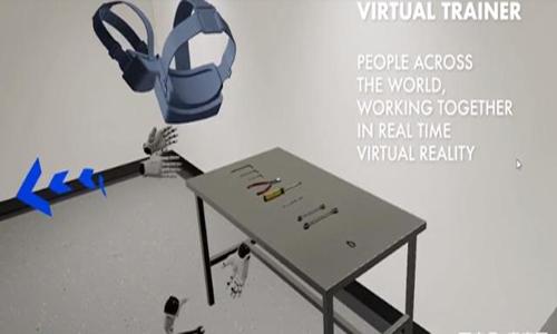 AR/VR培训系统