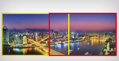 色彩匹配/亮度等级 - Epson CB-G7100产品功能