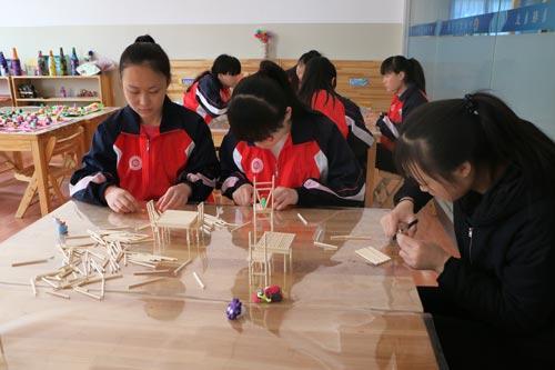学前教育专业五年制大学的主要课程