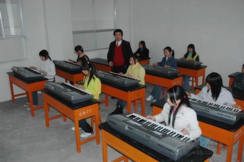 幼儿教师专业学生风采