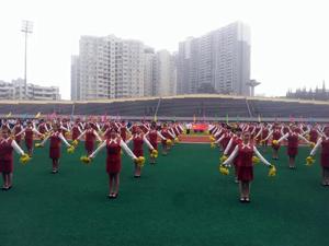 乐山市中区振兴中等职业学校图片