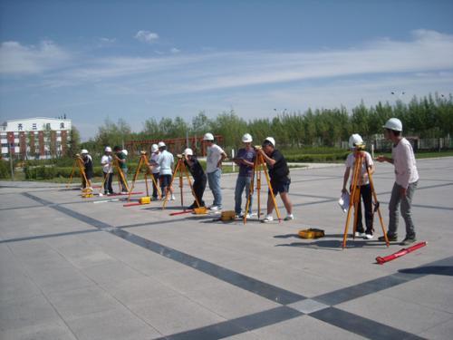建筑工程专业照片集