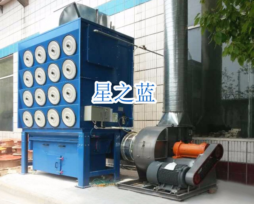 衡陽特種變壓器除塵工程.jpg