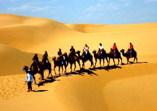 沙漠探險隊