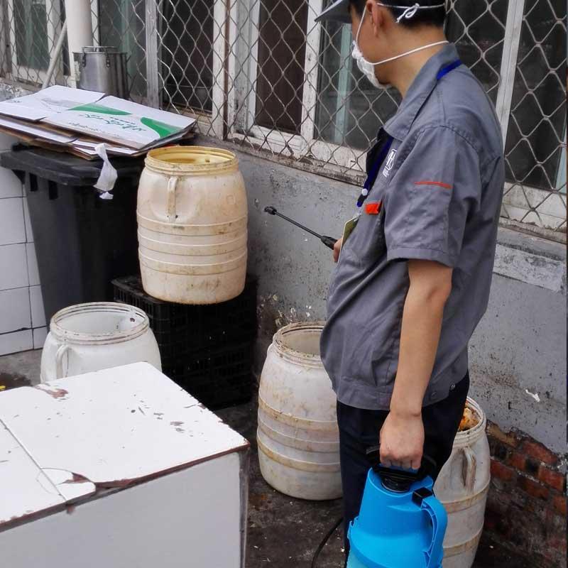 重庆工厂垃圾站蚊虫消杀