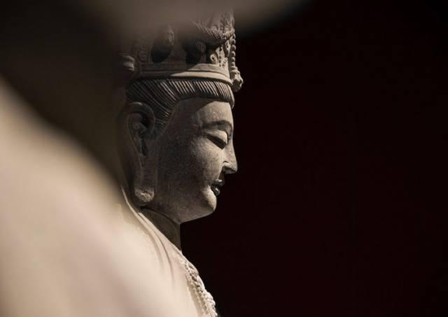 佛陀是随时存在的 要掌握感应道交的方法
