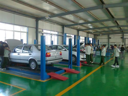 汽車檢測與維修