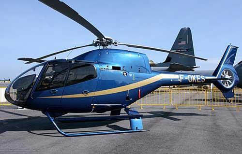 直升机驾驶专业