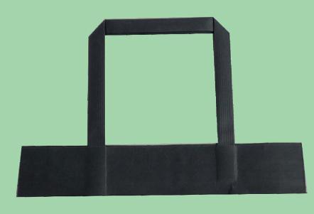 黑色纸绳机