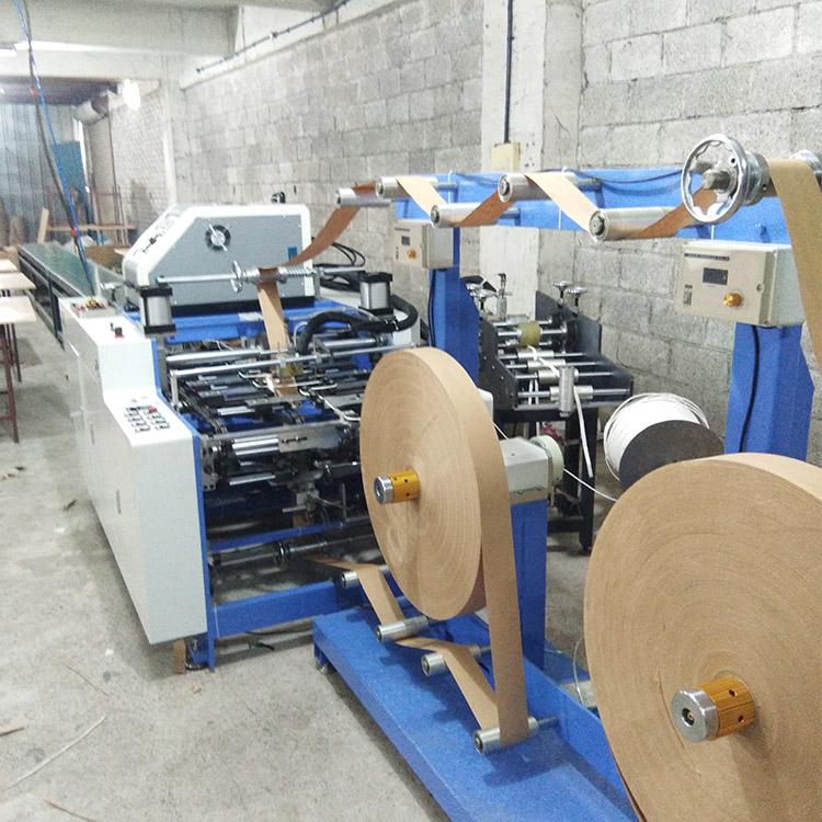 仁邦机械纸绳手挽机