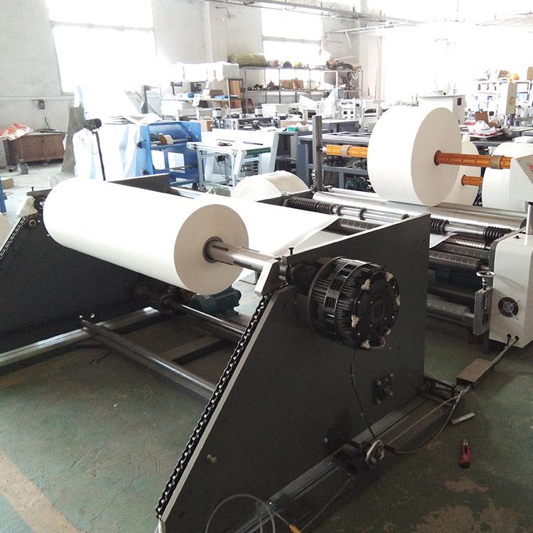 仁邦机械纸绳分条机