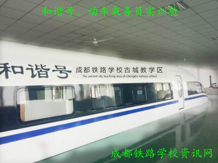 四川铁路学校在我校学生中的地位优势